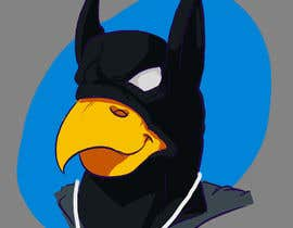 #1 for Give this mascot a Batman costume! af kalux