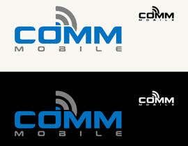 #42 para Logo Design for COMM MOBILE por CGSaba