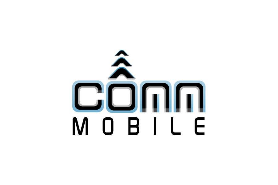 Bài tham dự cuộc thi #320 cho Logo Design for COMM MOBILE