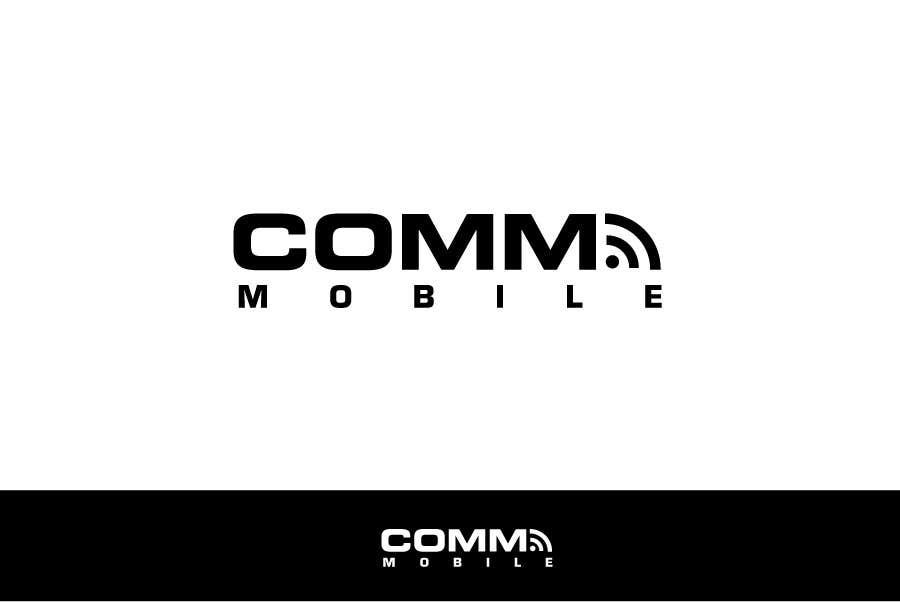 #177 for Logo Design for COMM MOBILE by BrandCreativ3