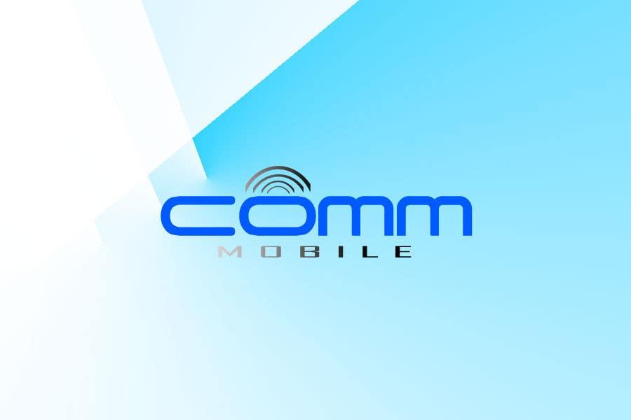 Конкурсная заявка №62 для Logo Design for COMM MOBILE