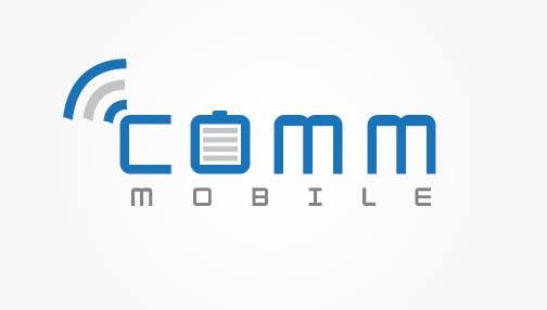 Конкурсная заявка №227 для Logo Design for COMM MOBILE