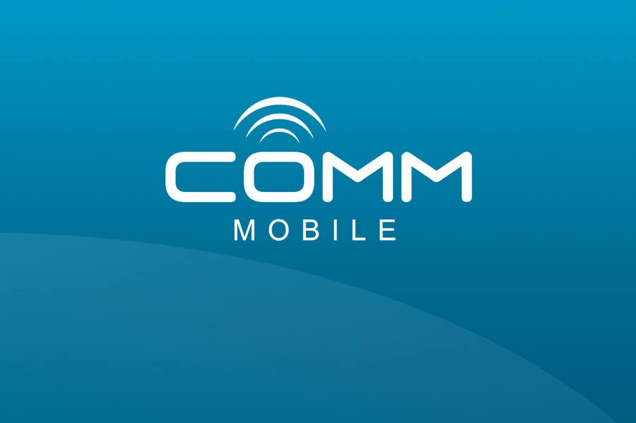 Конкурсная заявка №3 для Logo Design for COMM MOBILE