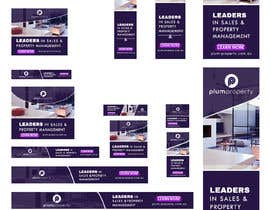 #121 for Design ad banner set for google af angiras23