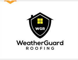 nº 358 pour Design a Logo for a new roofing company par wastrah