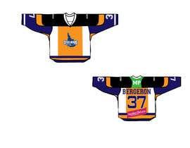 #12 for JDF Hockey Jersey af MazedParvez