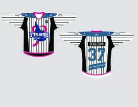 #4 for JDF Hockey Jersey af Chial
