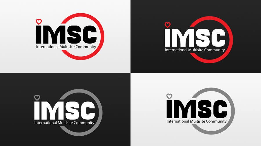 Penyertaan Peraduan #358 untuk Logo Design for IMSC