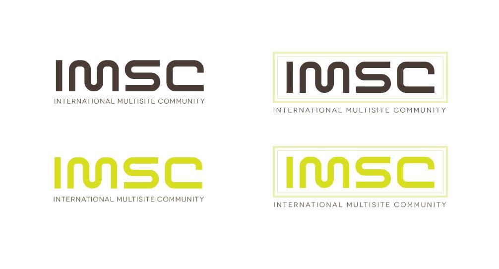 Penyertaan Peraduan #549 untuk Logo Design for IMSC