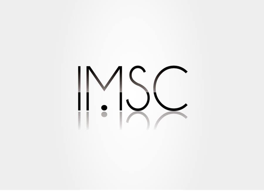 Penyertaan Peraduan #447 untuk Logo Design for IMSC