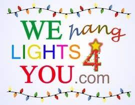#47 cho Christmas light installation company Logo Design Contest bởi TimSor