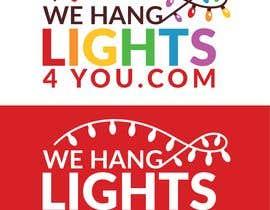 #77 cho Christmas light installation company Logo Design Contest bởi ArieListianto