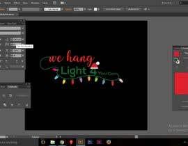 #12 cho Christmas light installation company Logo Design Contest bởi Rayhanf