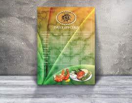 #7 for Design a  Restaurant Flyer by Mukul703