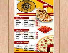 #53 for Design a  Restaurant Flyer by printrungraphics