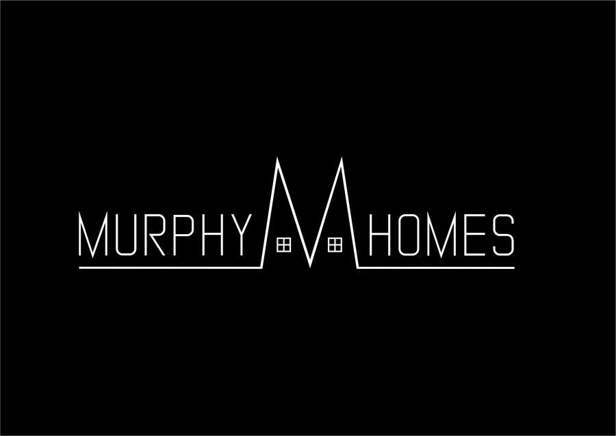Конкурсная заявка №1462 для Logo for Murphy Homes