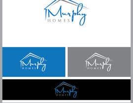 #1458 para Logo for Murphy Homes por Ibrahimmotorwala