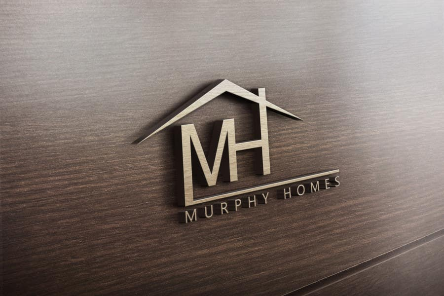 Entrada de concurso de 3D Design #836 para Logo for Murphy Homes