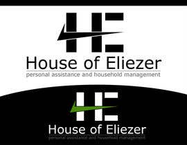 #499 para Logo Design for House of Eliezer por alinhd