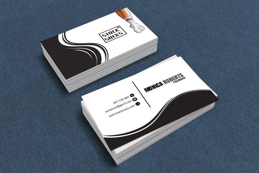 Entry #18 by FNRabib for Design an innovative die cut Business card ...