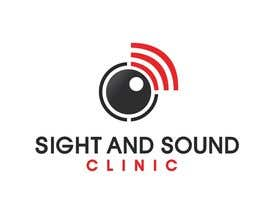 #205 cho Logo Design for Sight and Sound Clinic bởi soniadhariwal