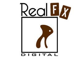 #42 for Graphic Design for Real FX Digital by RogueGfx