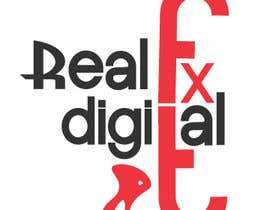 #97 for Graphic Design for Real FX Digital af screwpress