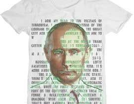 Shayotto tarafından Design eines Putin T-Shirts için no 41