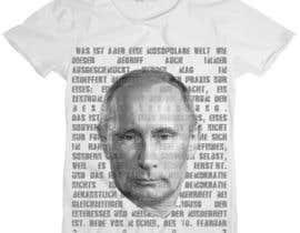Shayotto tarafından Design eines Putin T-Shirts için no 47