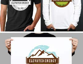 nº 170 pour Logo Design - Elevated Energy par fourtunedesign