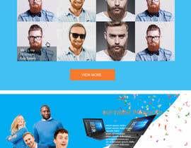 #17 untuk Homepage Website Mock oleh kussoft