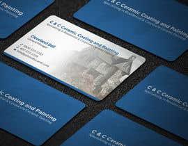 nº 1 pour Painting Company Business Card par mahmudkhan44