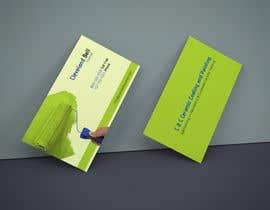 nº 236 pour Painting Company Business Card par Mhasan626297