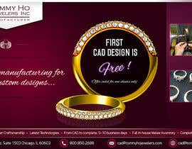 #12 cho Design Post Card for Jewelry Manufacturer (IMAGES PROVIDED) bởi webbymastro