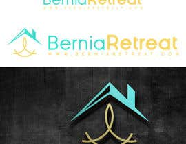 #46 cho contest for designing a logo for my company Bernia Retreat in Spain, (we help stressed and burned-out people to recover), the winner will be asked to participate in designing house style/website etc bởi kmsinfotech