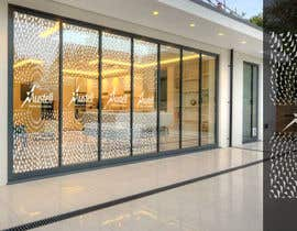 Nro 26 kilpailuun Branded frosted Glass vinyl design for glass doors/glass walls for business käyttäjältä gauravvipul1