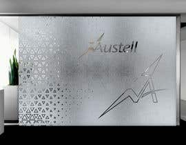 Nro 19 kilpailuun Branded frosted Glass vinyl design for glass doors/glass walls for business käyttäjältä DEZIGNWAY