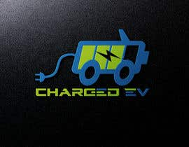 #143 untuk Electric vehicle charger & installation company requires modern Logo Design oleh metuaktar2585