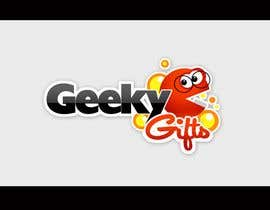 #302 для Logo Design for Geeky Gifts от pinky