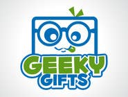 Graphic Design Contest Entry #77 for Logo Design for Geeky Gifts