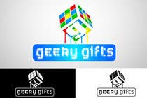 Graphic Design Contest Entry #456 for Logo Design for Geeky Gifts