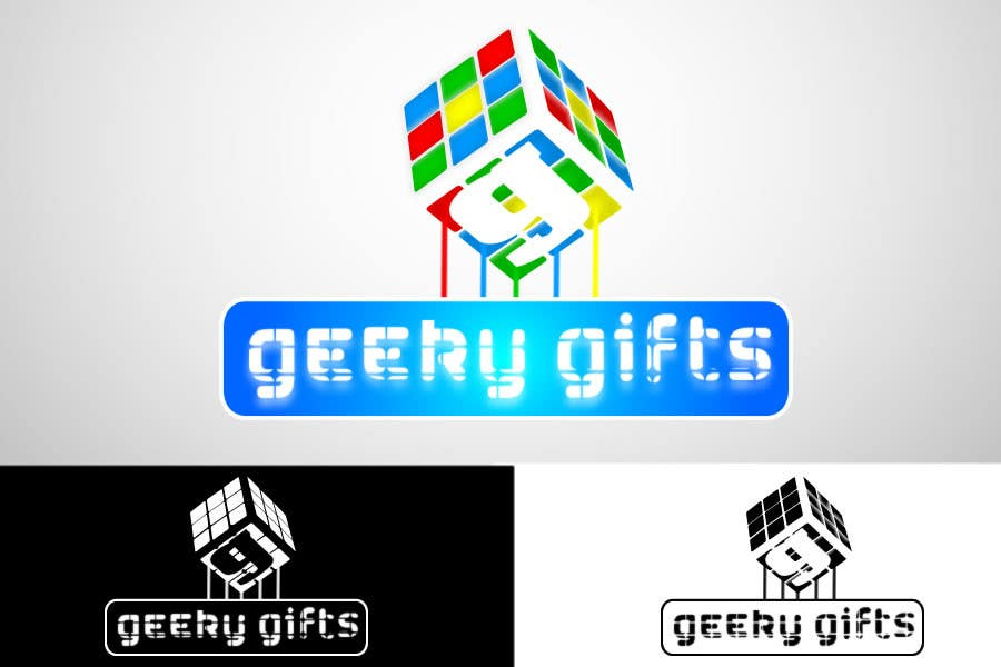Contest Entry #                                        456                                      for                                         Logo Design for Geeky Gifts