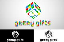 Graphic Design Contest Entry #454 for Logo Design for Geeky Gifts