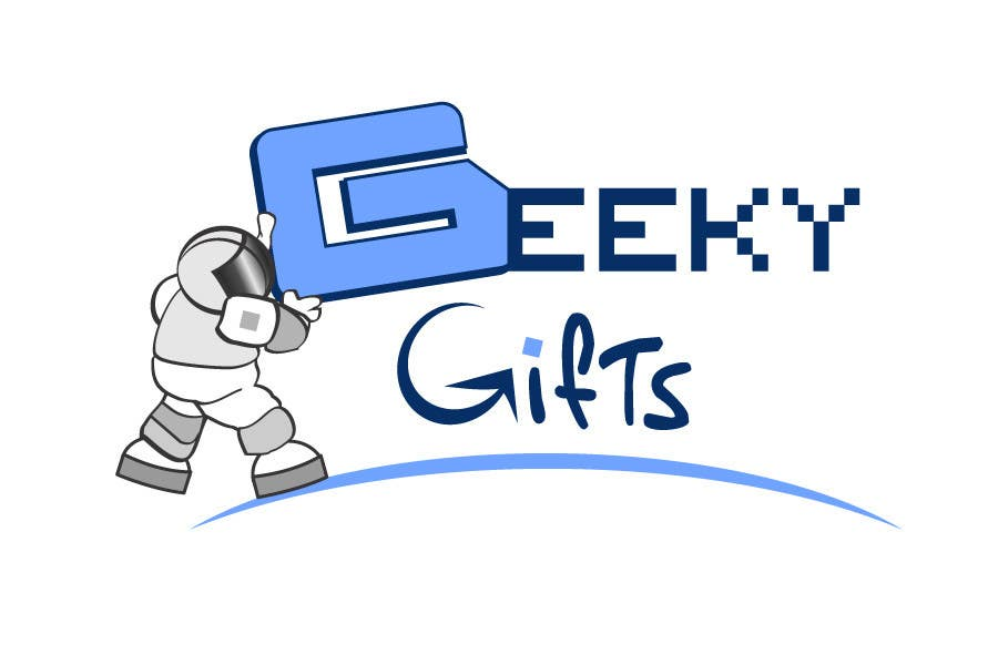 Contest Entry #                                        202                                      for                                         Logo Design for Geeky Gifts