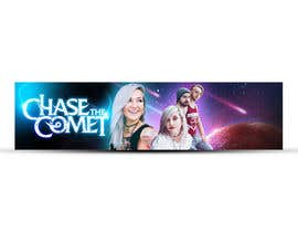 #56 for YouTube banner for a female-fronted rock band's channel by ephdesign13