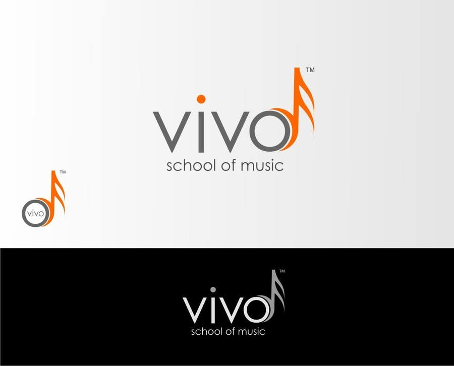 Конкурсная заявка №350 для Logo Design for Vivo School of Music