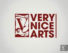#208 para Logo & Namecard Design for Very Nice Arts de aniadz
