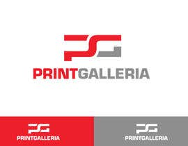 #69 para Logo Design for PrintGalleria por BrandCreativ3