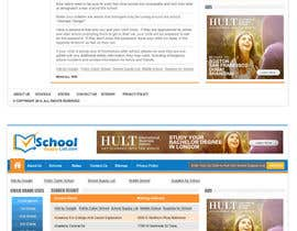 #48 for Website Design for School-Supply-List.com af danangm