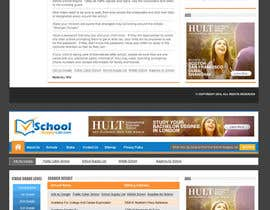#35 for Website Design for School-Supply-List.com af danangm